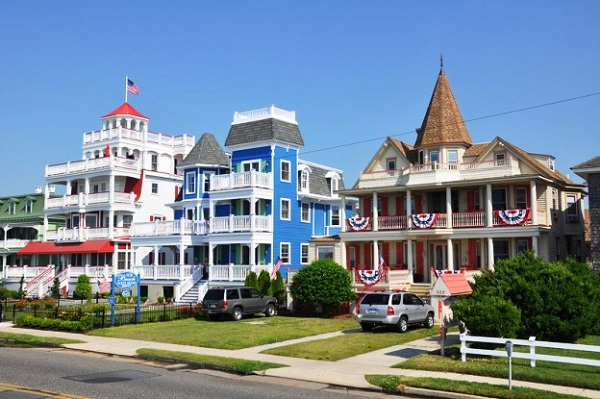 Old Victorian Cape May
