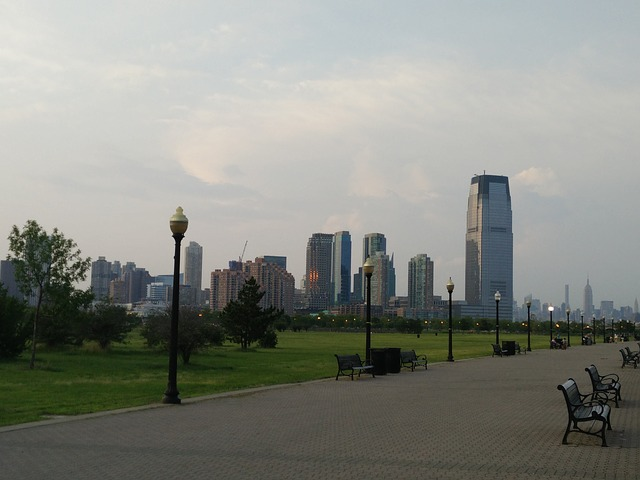 Limousine and car service in New Jersey to liberty state park