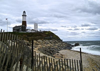 Limousine and car service in Long Island to Montauk light house